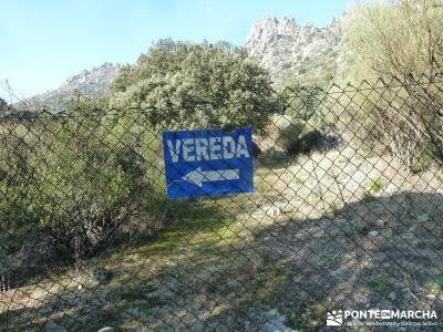 Sierra de la Cabrera - Pico de la Miel; viajes de senderismo; fin de semana senderismo